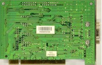 (716) CL-GD5430 PCI