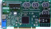 (832) Diamond Fire GL 1000 Pro rev.B PCI