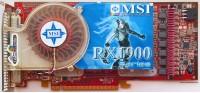 MSI Radeon X1900 XTX 512MB