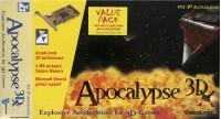 Apocalypse 3Dx box