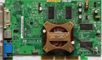 Asus V9520/TD HQ