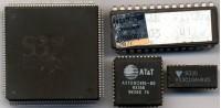 86C805-Q DEC chips