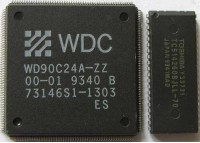 WD90C24A-ZZ chips