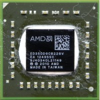 AMD Zacate E-350D