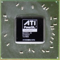 ATI RV630-GL GPU