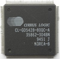Cirrus Logic CL-GD5428-80QC-A
