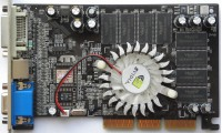 AXLE GeForce FX 5500 128MB 128-bit