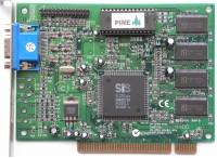 Pine PCI 8MB