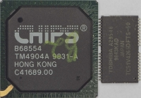 Chips&Technologies B68554 (HiQVision)